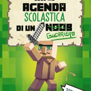 Diario Cube Kid 2021-2022. Agenda scolastica di un guerriero